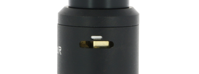 Les arrivées d'air du dripper Radar du Kit Gbox BF par Geek Vape
