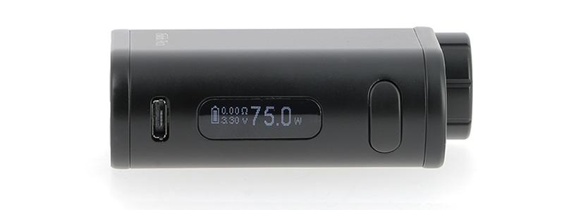 L'écran de la Box iStick Pico par Eleaf