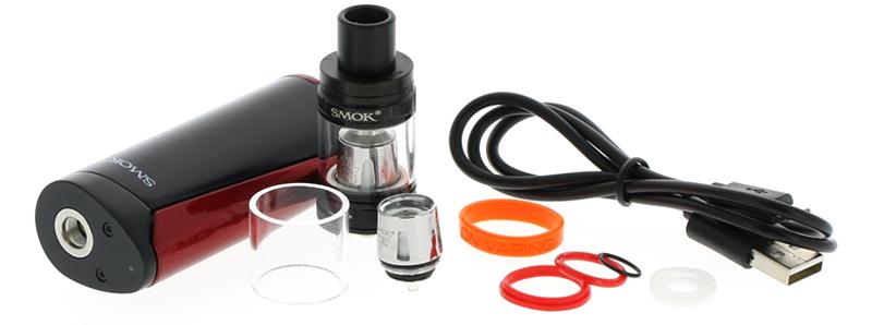 Boite Kit Priv V8 par Smoktech
