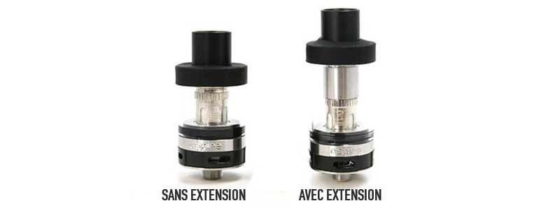 Extention Atlantis Evo par Aspire