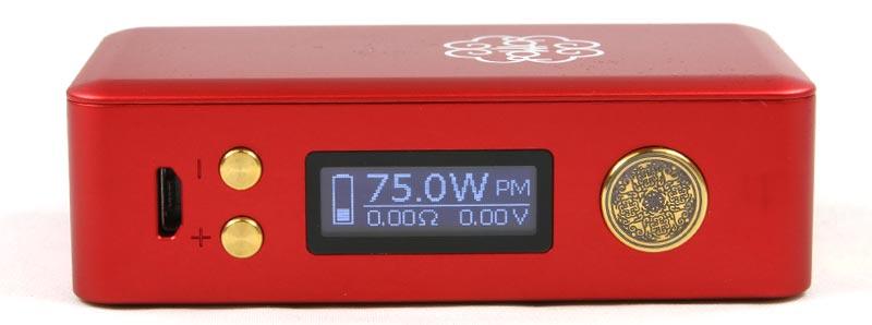 Ecran Dotbox Dotmod 75w