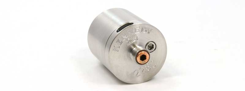 Pin BF Kennedy 25 dripper