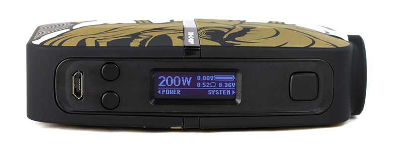 Ecran Box CKS Icon 200w