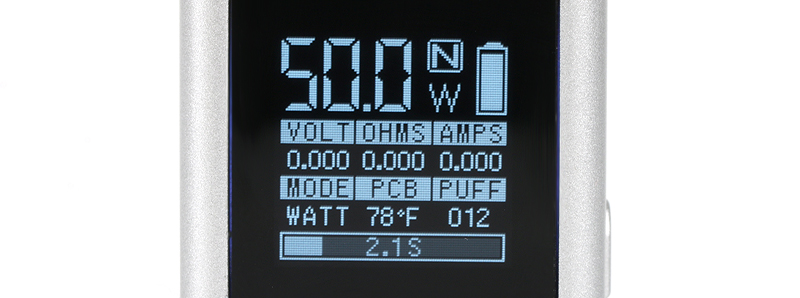 Ecran Kit QBox Smoktech