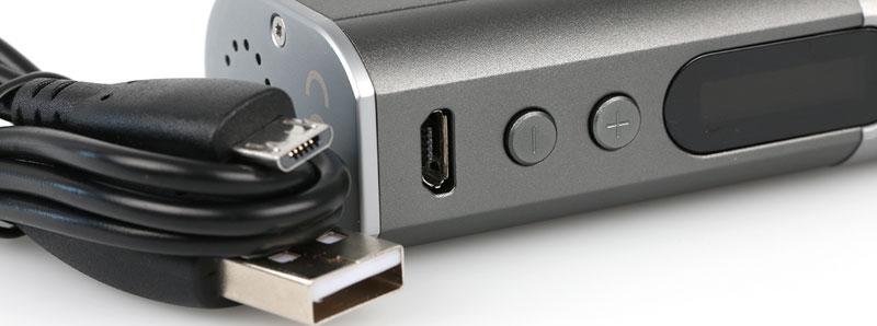 Zelos USB rechargement