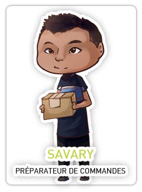 avatar savary