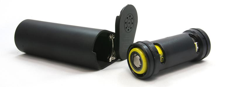 Réducteur 18650 Vaporflask Stout Wismec