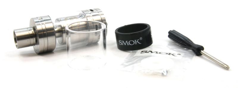 Les spares du TF-RTA G4 par Smoktech