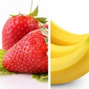 Banana'Fraise