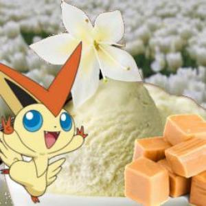 Glace Vanille caramélisée