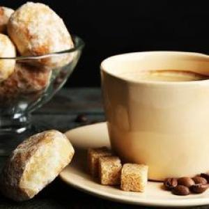 Café biscuit