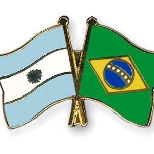 Argentina parangon porte Brasil