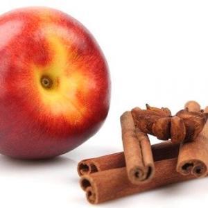 Pomme cannelle Fraiche