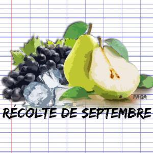 Récolte de Septembre