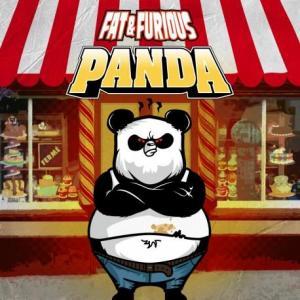 Bubble panda