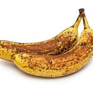 banane bien mûre