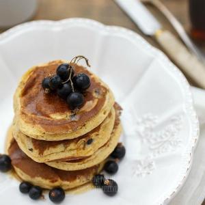 Pancake Céréales et Cassis