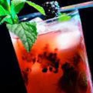 Black berry mojito
