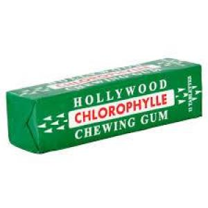hollywood chewing gum