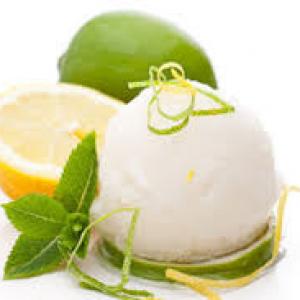 Citron glacè