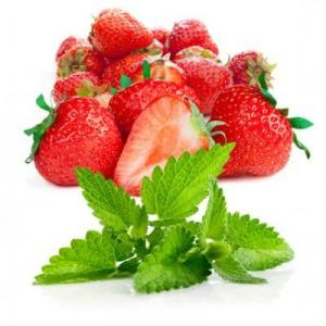 bonbon menthe fraise