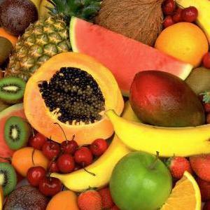 Bataille de fruit