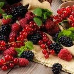 mélange de fruits acidulés et doux
