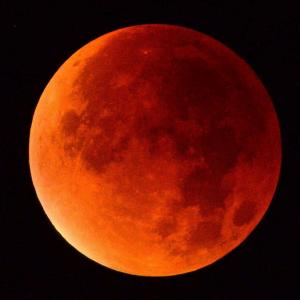 RED ONI MOON