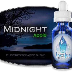 Hallo ... Midnight Apple