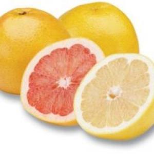 Orange Pamplemousse Citron