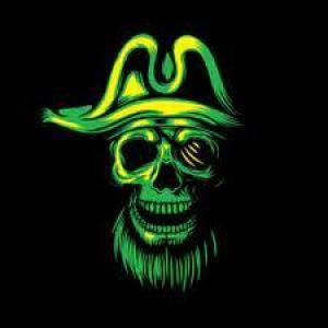 Clone Green Pirate