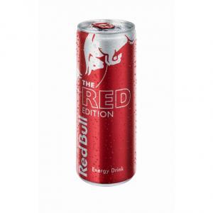 L'énergisant passe au rouge!!!!!