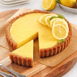 Tatre au citron