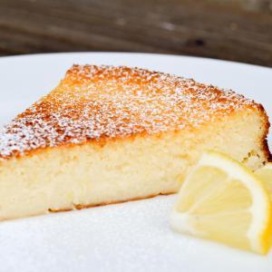 tarte au citron améliorée