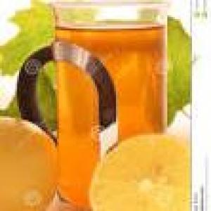 The citron érable